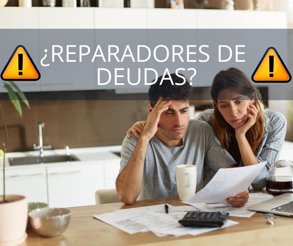 Reparadores De Deudas Alerta